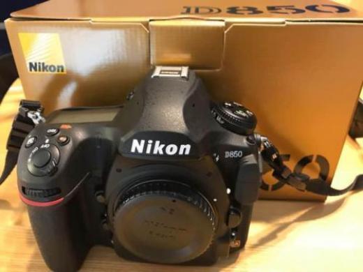 Camera Nikon D850  DSLR-1
