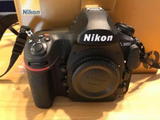 Camera Nikon D850  DSLR-2