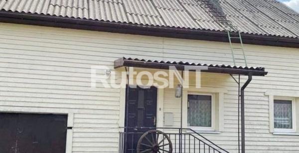Parduodamas sodo namas Kulių k.-1