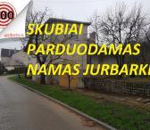 PARDUODAMAS 2 AUKŠTŲ GYVENAMAS NAMAS JURBARKE - KLEVŲ GATVĖ 2.-0