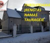 Parduodamas 5 k. namas , Tauragėje .-0