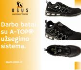 Darbo batai su greitąja A-top® užsegimo sistema-0