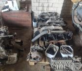 Maz V6, V6turbo, V8, V8turbo varikliai dalimis.-0