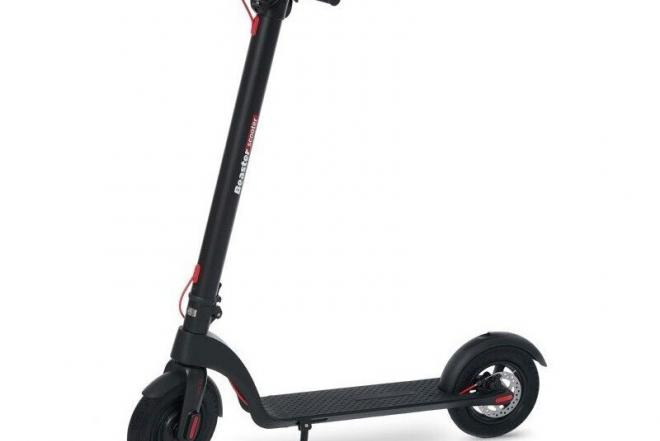 Beaster scooter Bs701b tvarkingas, 700w. kaina 350e. Galiu atvezt uz sutarta kaina.-0