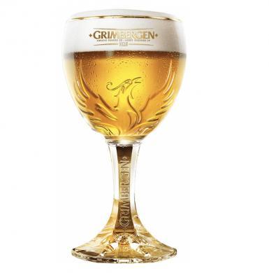 Parduodu, Belgiškas, nuostabaus grožio, 0,5 ltr.  ''GRIMBERGEN'',  firmines alaus taures-1