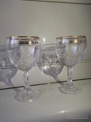 Parduodu, Belgiškas, nuostabaus grožio, 0,5 ltr.  ''GRIMBERGEN'',  firmines alaus taures-2