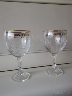Parduodu, Belgiškas, nuostabaus grožio, 0,5 ltr.  ''GRIMBERGEN'',  firmines alaus taures-3
