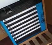 Įrankių vežimėlis su 243 įrankiais-0