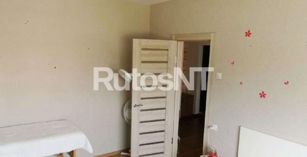 Parduodamas 2-jų kambarių su holu butas Gargžduose, Melioratorių gatvėje-5