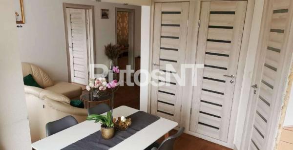 Parduodamas 2-jų kambarių su holu butas Gargžduose, Melioratorių gatvėje-3