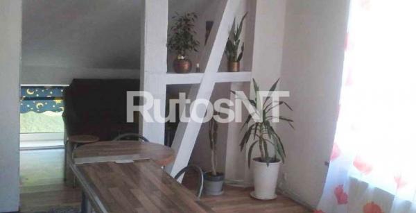 Parduodamas vieno kambario butas Grįžgatvio g.-3