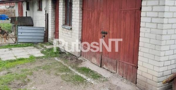 Parduodama namo dalis Dauparuose-6