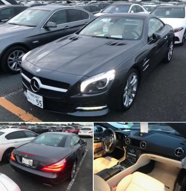 Automobiliai iš JAPONIJOS aukcionų  ( be tarpininkų )-2