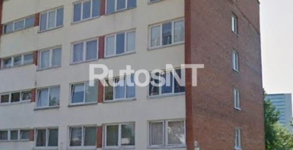 Parduodamas 2-jų kambarių butas bendrabutyje, Taikos prospekte-3