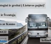 Autobusai: Vilnius - Kaunas - Palanga - Šventoji-0