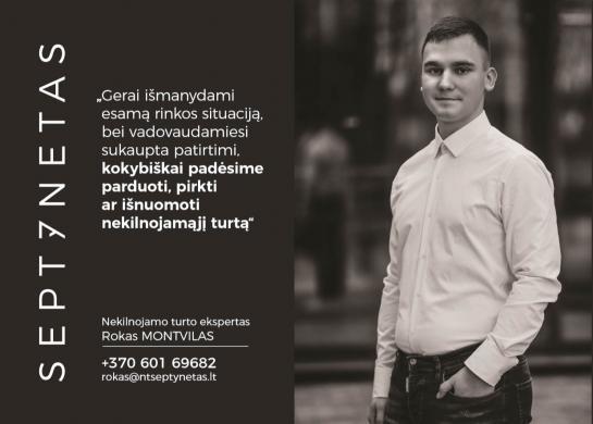 Parduodamas sklypas su namo projektu ir pamatais Traksėdžių k.!-7