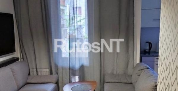 Parduodamas 2-jų kambarių su holu butas Vyturio g.-1