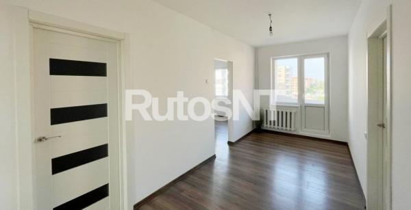 Parduodamas 3-jų kambarių su holu butas Gargžduose, Pušų g.-1