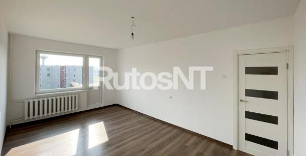 Parduodamas 3-jų kambarių su holu butas Gargžduose, Pušų g.-4