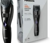 Panasonic belaide vandeniui atspari plaukų, barzdos kirpimo mašinėlė, trimeris.-0
