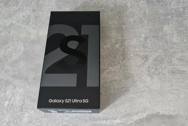 Samsung Galaxy S21 Ultra 5G-0