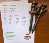 Kuro purkštukai Peugeot-307  0445110239-0