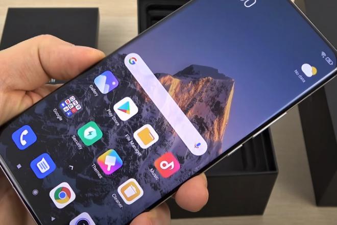 NAUJAS Xiaomi Mi 11 Ultra 5G-512GB+DEKLAS DOVANU-0