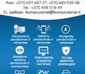 Kompiuterių pardavimas ir remontas Rokiškyje - UAB Intelektualūs kompiuteriai-0