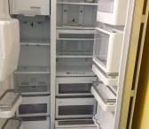 Parduodamas naudotas šaldytuvas dviejų durų Samsung-0