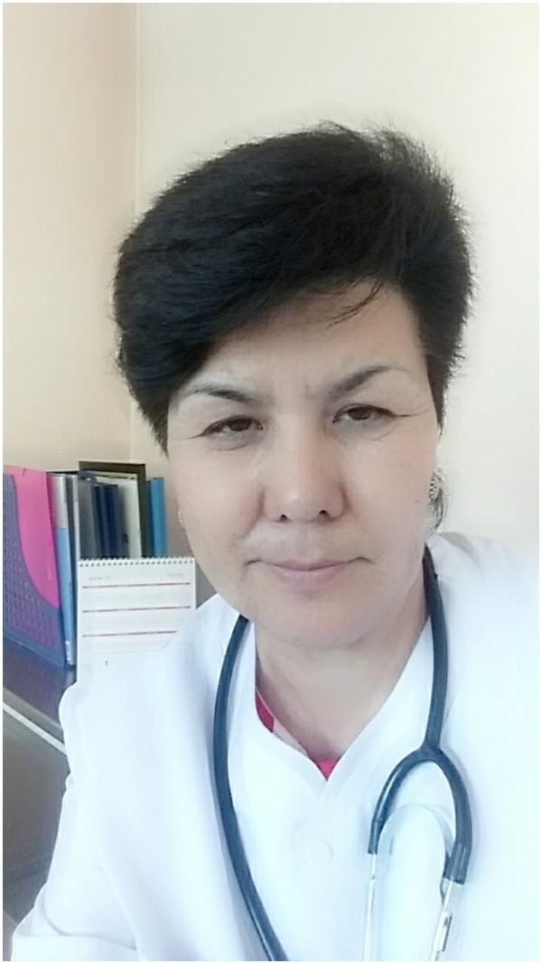 Lazzat Uvasheva