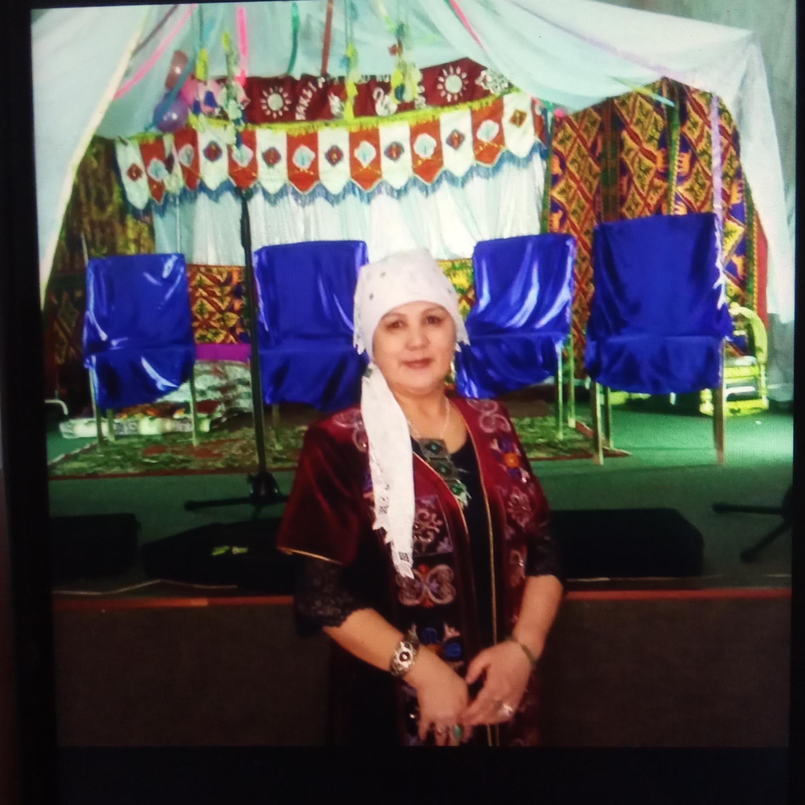 Канжан Нураева