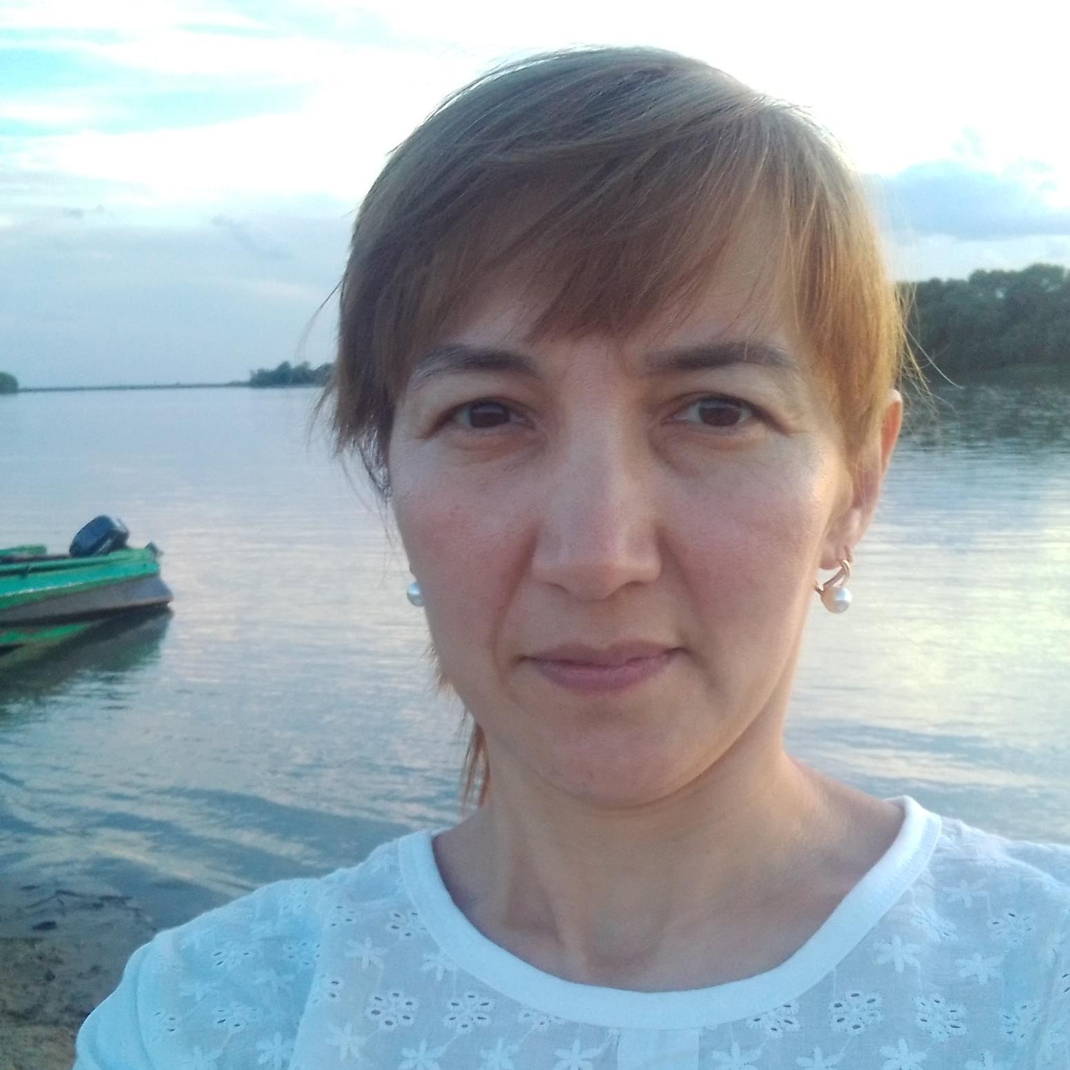 Galia Kenebaeva