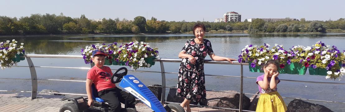 Сандугаш Сембекова