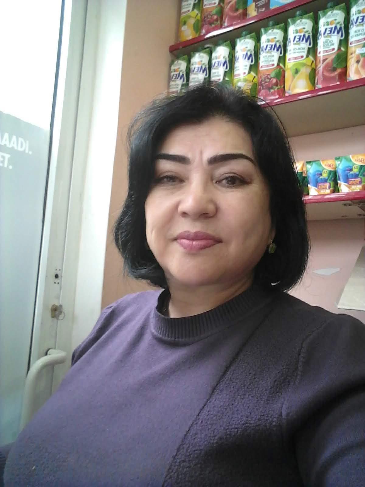 Мавжуда Абдуллаева