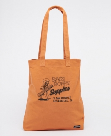 CANVAS GRAPHIC TOTE
