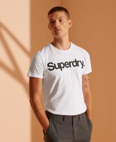 Core T-Shirt mit Logo