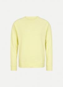 Terry Fleece Sweater