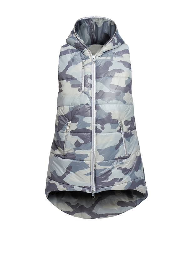 LIMITED MORO vest
