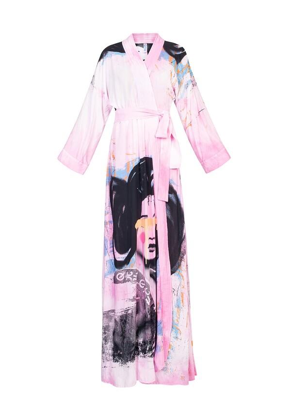 ORIENT KIOTO LONG dress
