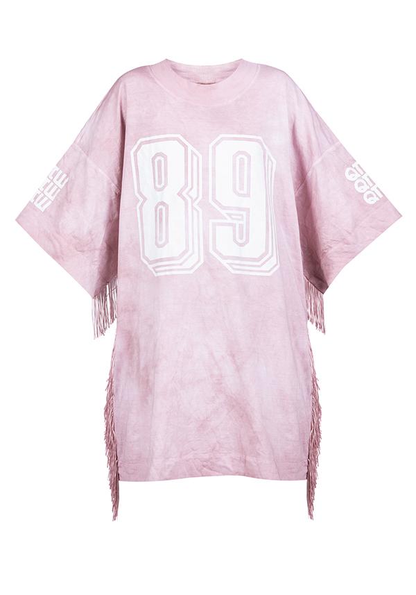 t-shirt KIDS 89 FRINGE