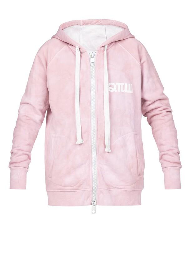 KIDS ZIP TRIPLE LOGO sweatshirt