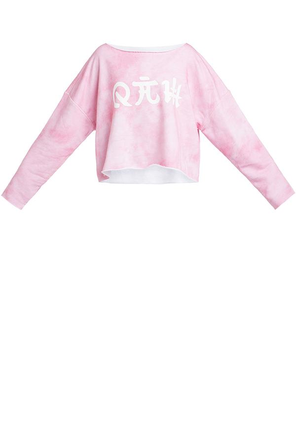 KIDS ORIENT FLASHDANCE sweatshirt
