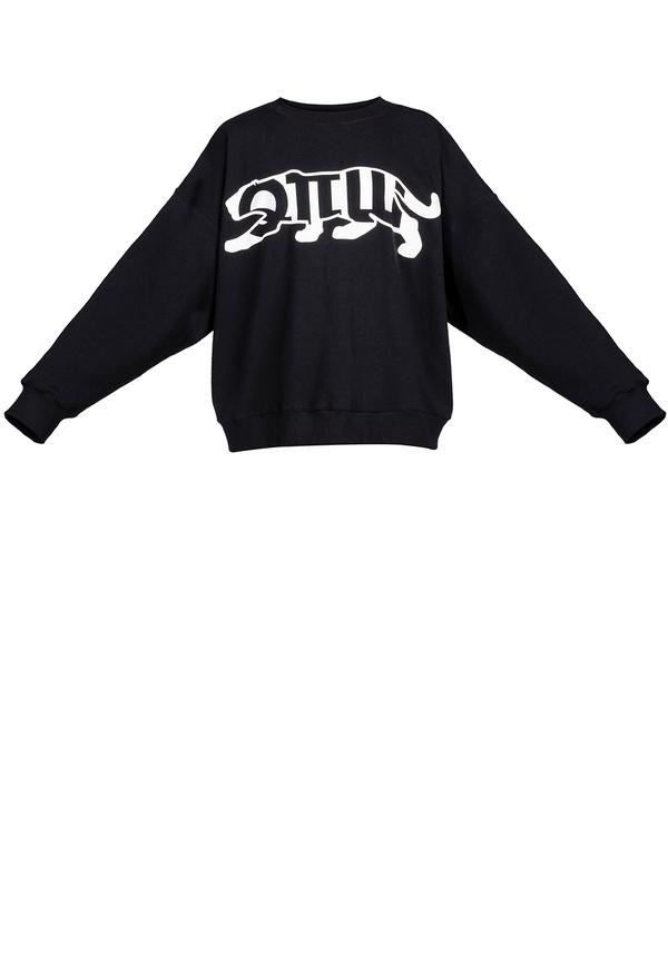 ROOTS WILD CAT sweatshirt
