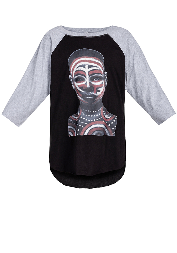 t-shirt ROOTS MASK