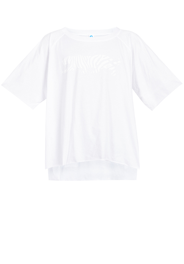 ROOTS TIGER t-shirt