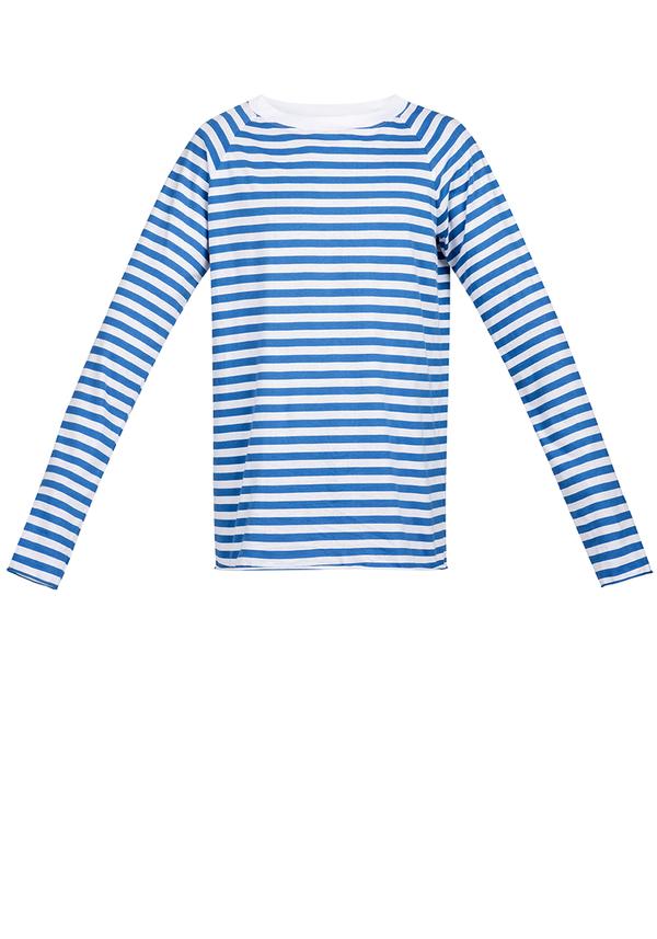 ROOTS STRIPES LONGSLEEVE t-shirt