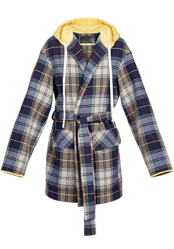 ROOTS coat