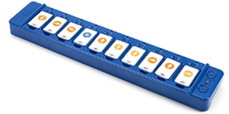 TacTile Reader para BLUE-BOT