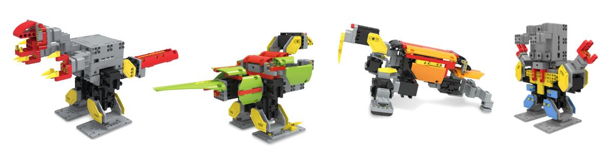 Modelos de Jimu Robot