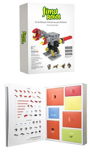 Caja Jimu Robot